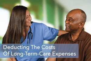Deducting Long Term Care Expenses